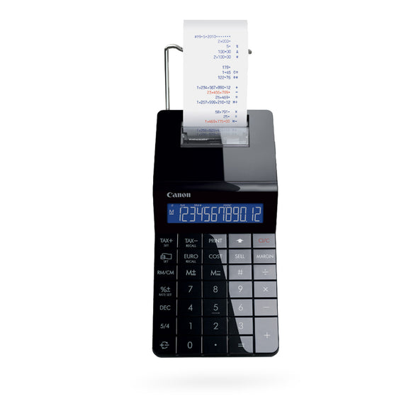 Canon XMARK1PBK Printing Calculator