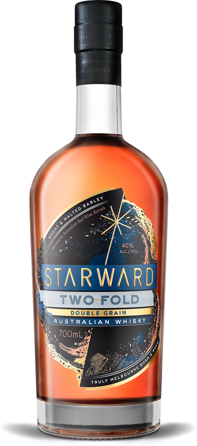 Two-Fold Double Grain Whisky