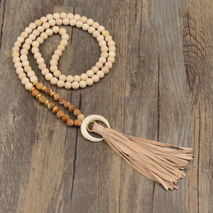 Acala - Mala Prayer Necklace