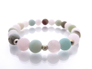Mirela - Love and Clarity Bracelet