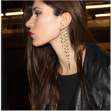 Boho Drop Ear Cuffs