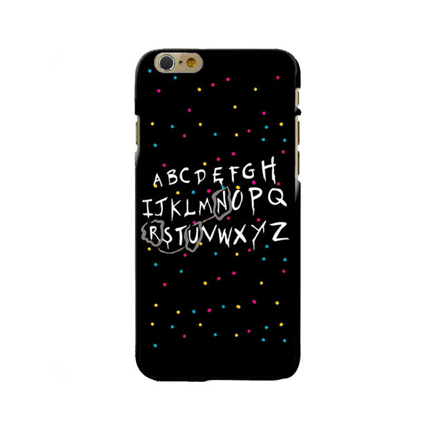 stranger things iphone 8 case