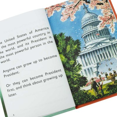 The Ladybird Book Of Donald Trump - Maktus