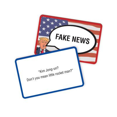 Fake News Game - Trump Edition - Maktus