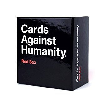 Cards Against Humanity- Red Box - Maktus