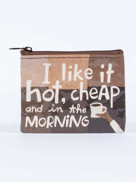 Like it Hot and Cheap Coin Purse - Maktus
