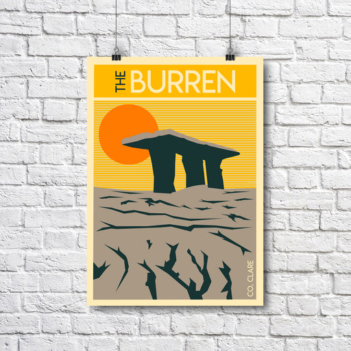 The Burren A3 - Maktus