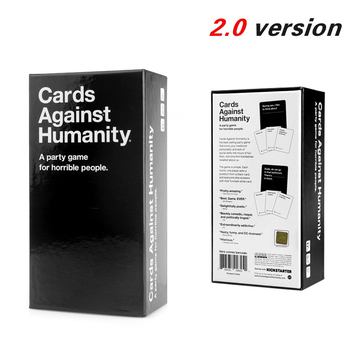 Cards Against Humanity Version 2.0 - Maktus