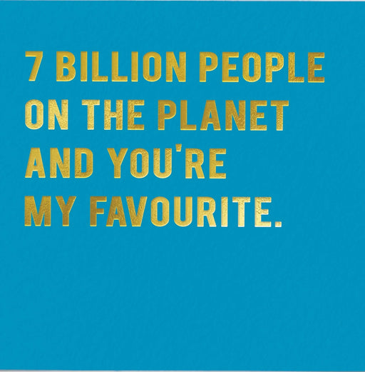 7 Billion People - Maktus