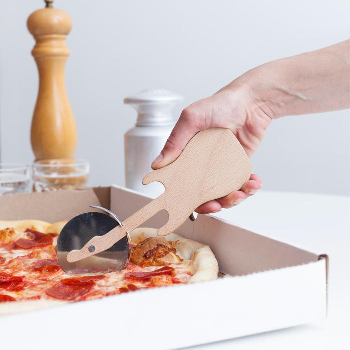 Guitar Pizza Cutter - Maktus