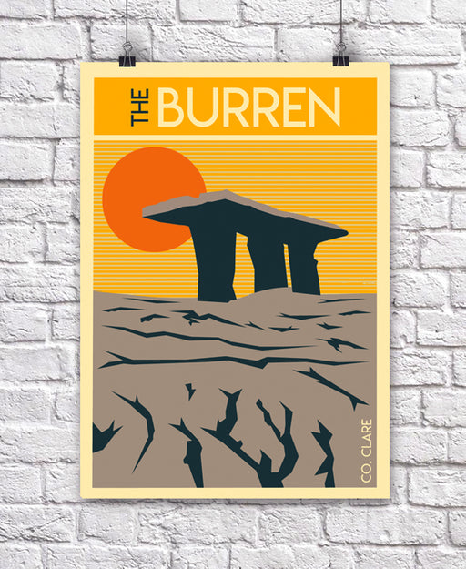 The Burren A4 - Maktus