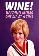 Wine! Helping Mums One Sip At A Time - Maktus