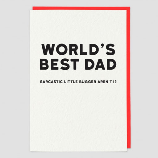 Best Dad - worlds