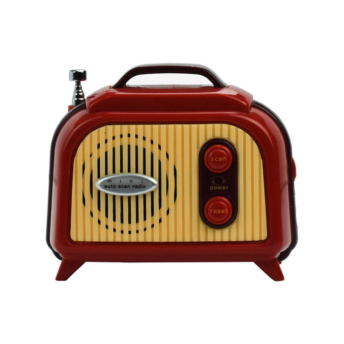Portable Mini Radio