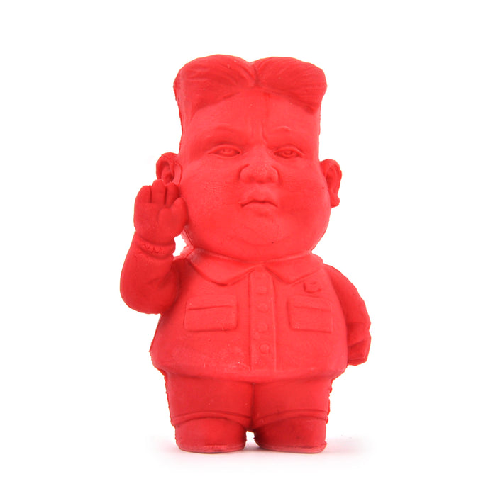 Eraser Dictator - Red (Kim) - Maktus