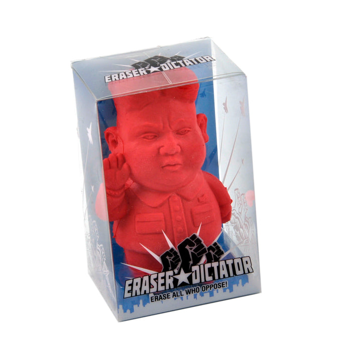 Eraser Dictator - Red (Kim)