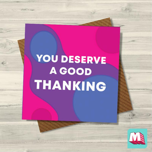 Good Thanking - Maktus