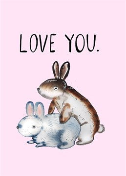 Love You Rabbits - Maktus