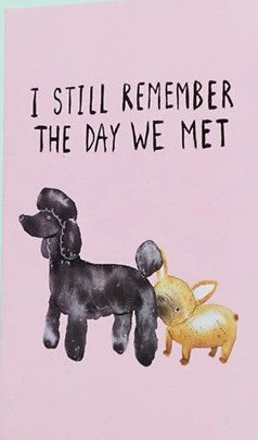 I Still Remember The Day We Met