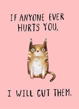 If Anyone Ever Hurt You
