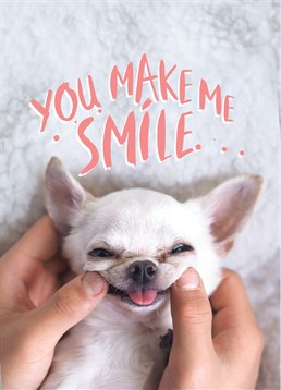 Make me smile - Maktus