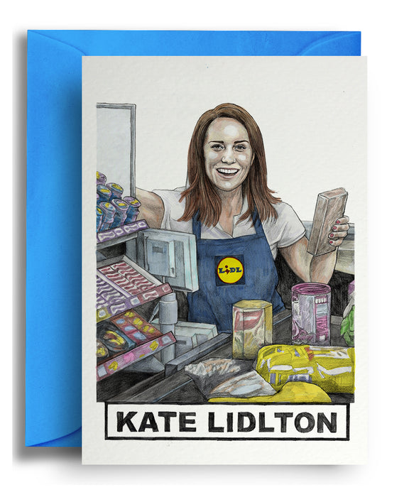Kate Lidlton card - Maktus