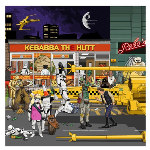 Kebabba The Hutt - Maktus