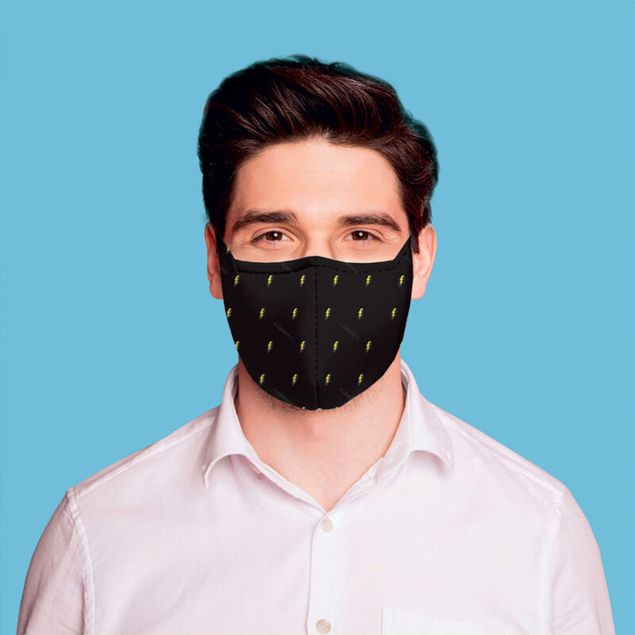 Reusable Face Mask - Flash