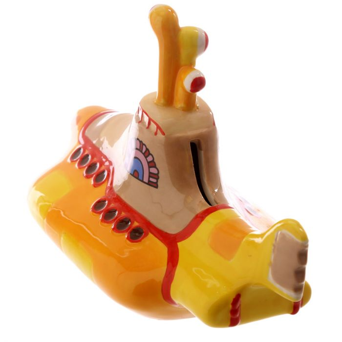 Yellow Submarine Money Box