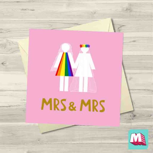 Mrs And Mrs - Maktus