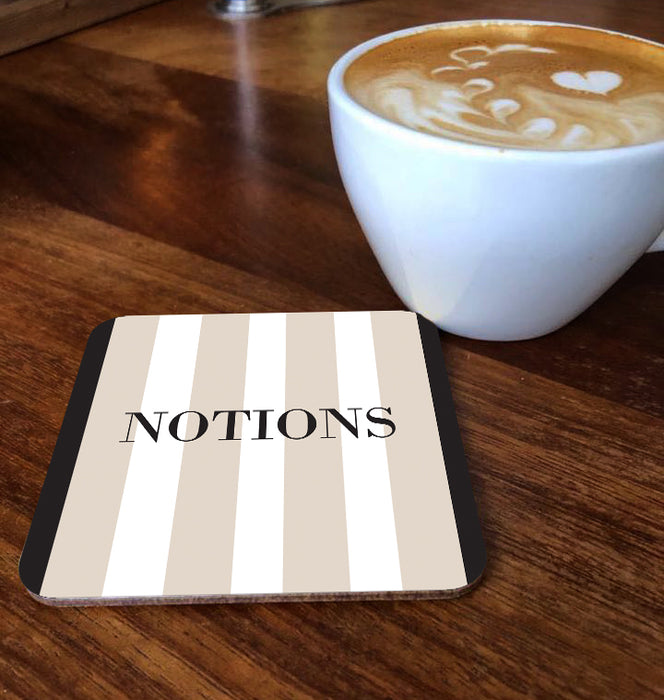 Notions Coaster