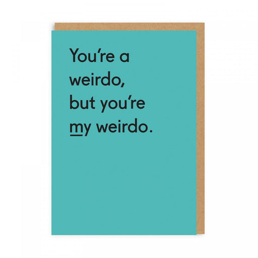 You're My Weirdo - Maktus