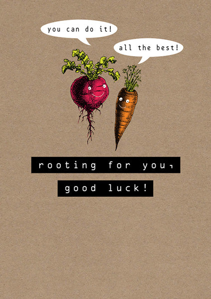 Rooting for you - Maktus