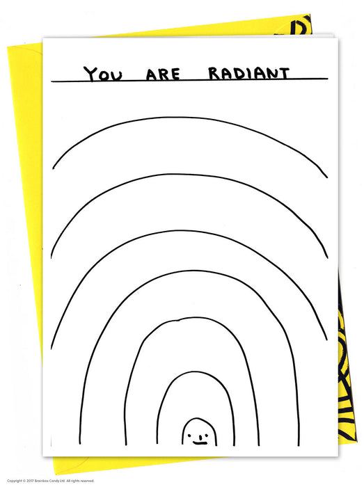 You Are Radiant - Maktus