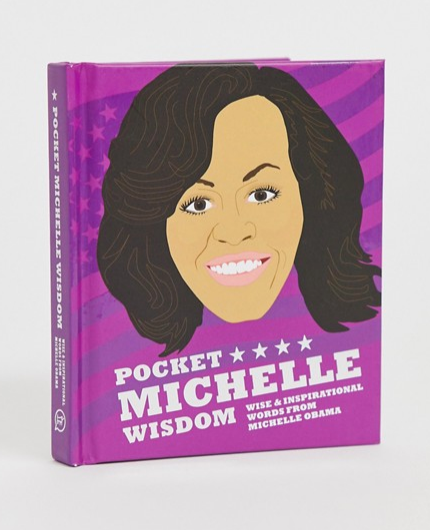 Pocket Wisdom: Michelle Obama - Maktus