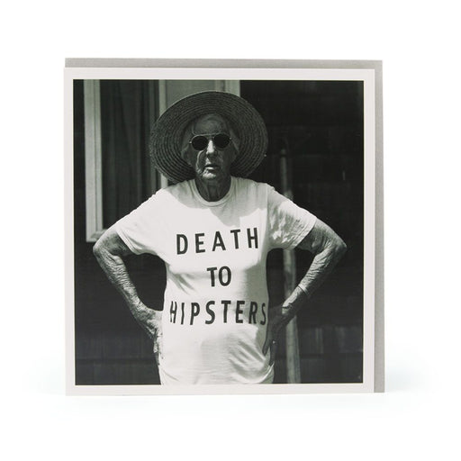 Death to Hipsters - Maktus