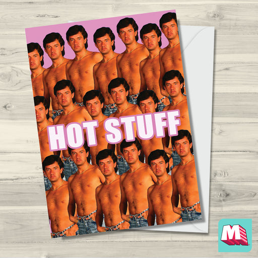 Hot Stuff - Maktus