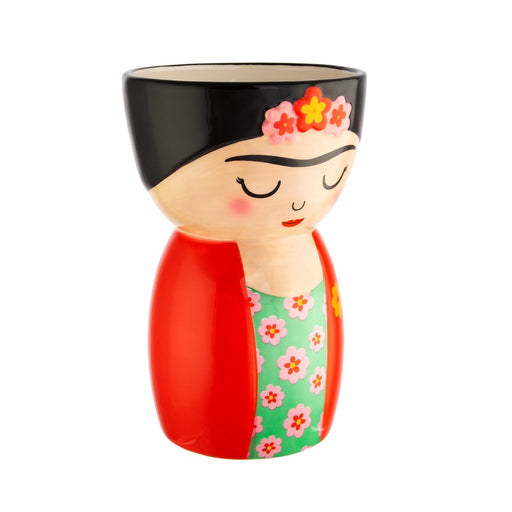 Frida Body Shaped Vase - Maktus