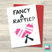Fancy a Rattle - Maktus