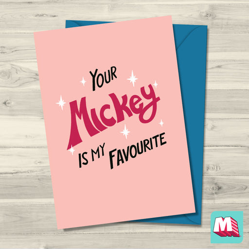 Your Mickey Is My Fav - Maktus