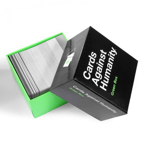 Cards Against Humanity - Green Box - Maktus