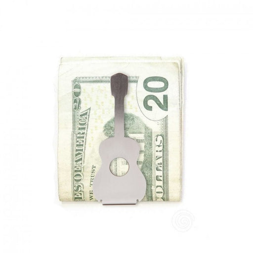Sell outs Money Clips - Acoustic Guitar - Maktus