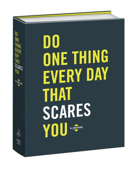 Do One Thing Everyday That Scares You - Maktus