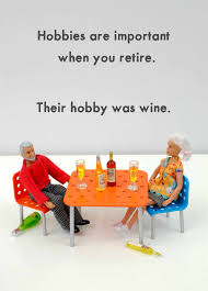 Their Hobby Was Wine