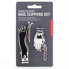 Hand & Foot Nail and Clippers Set
