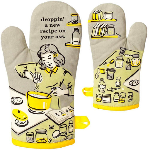 Droppin' a New Recipe Oven Glove - Maktus
