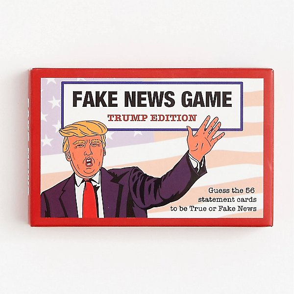 Fake News Game - Trump Edition