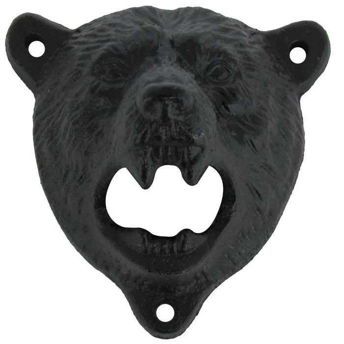 Grizzly Bear Bottle Opener