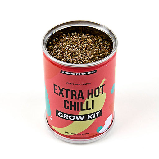 Grow It ! Chilli Peppers - Maktus