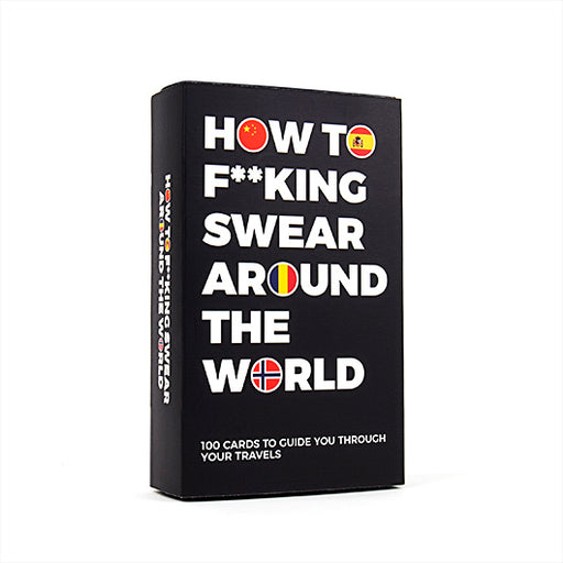 How to Fucking Swear around the World - Maktus